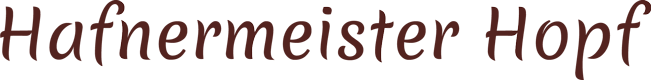 Logo von Hafnermeister und Fliesenleger Hopf
